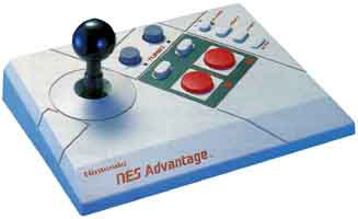 nes advantage