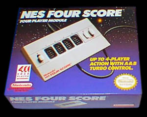 nes fourscore box