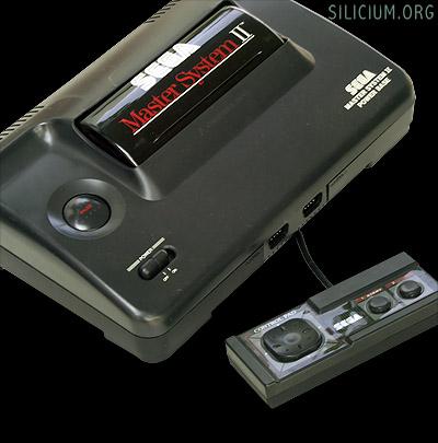Sega master system - Console sega master system 2 ...