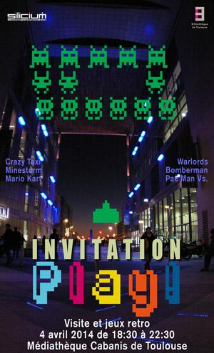 Invit Expo Play !